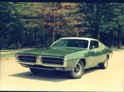 ViperDaves 1971 Dodge Charger