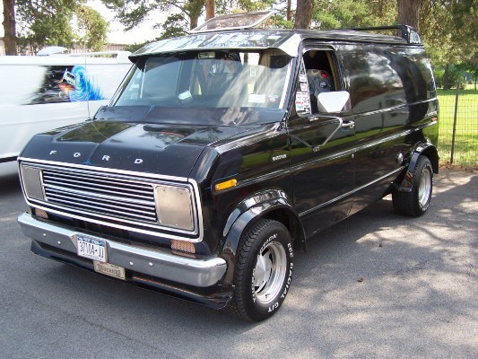 Another ford1977 1977 Ford Econoline E150 Passenger post... - 10913097