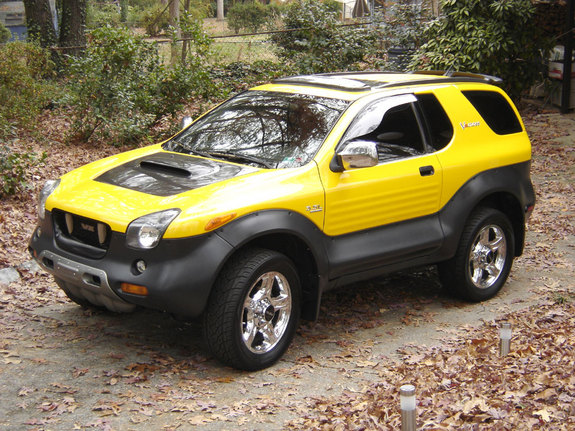 Another johnnyapollo 2001 Isuzu VehiCROSS post... - 10863522