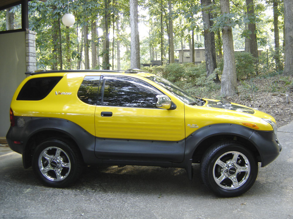 Another johnnyapollo 2001 Isuzu VehiCROSS post... - 10863536