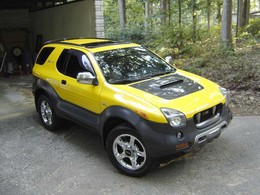 Another johnnyapollo 2001 Isuzu VehiCROSS post... - 10863537