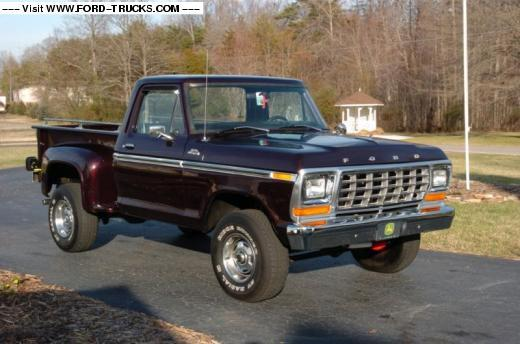 1981+Ford+F150+Stepside shiloh120's 1979 Ford F150 Regular Cab in