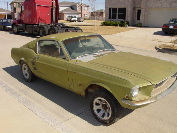 route occasion ford mustang bullitt 1967. Black Bedroom Furniture Sets. Home Design Ideas