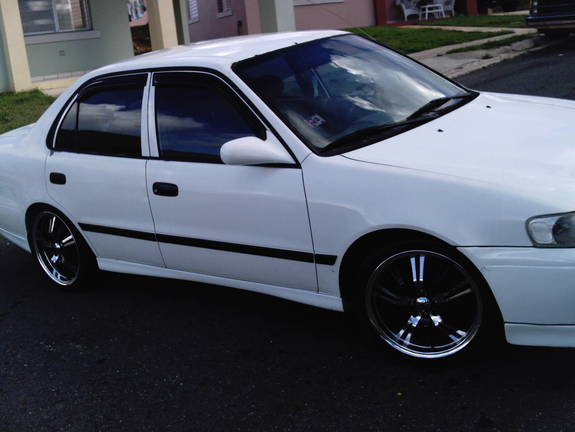 Another canostyle 2000 Toyota Corolla post... - 10863847