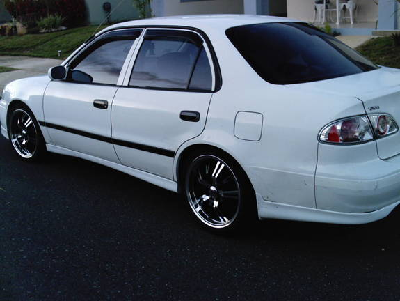 Another canostyle 2000 Toyota Corolla post... - 10863850