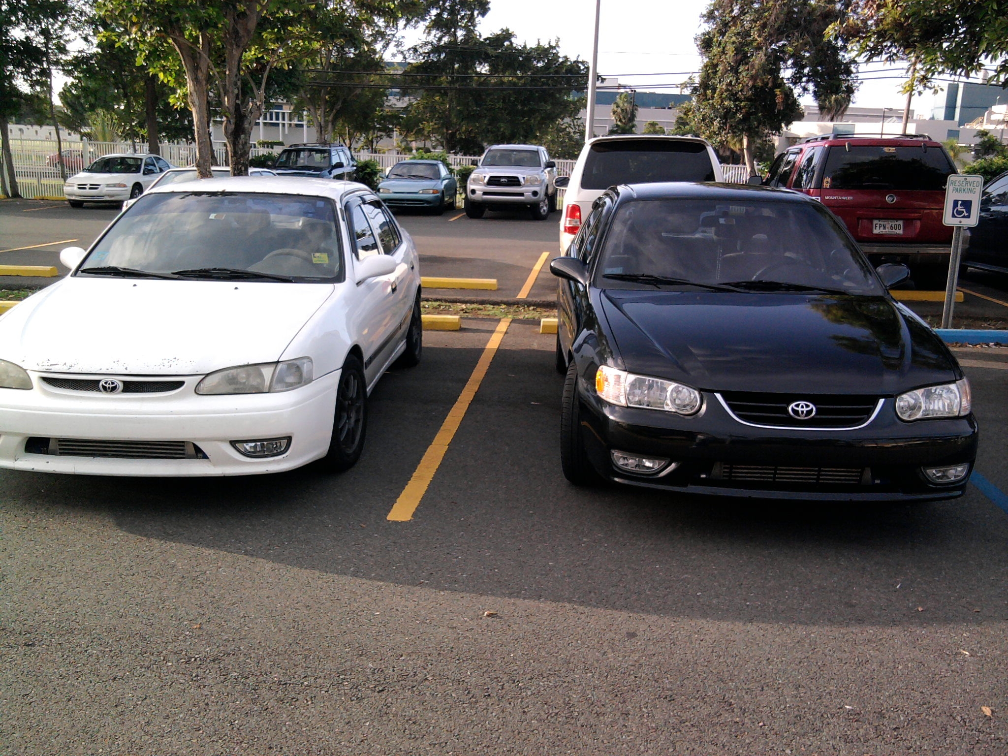 Another canostyle 2000 Toyota Corolla post... - 10863885
