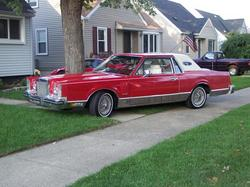 PimpHomer 1980 Lincoln Mark VI