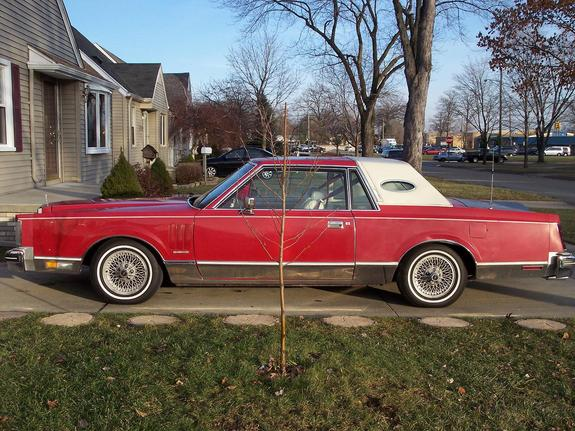 PimpHomer 1980 Lincoln Mark VI 10863909