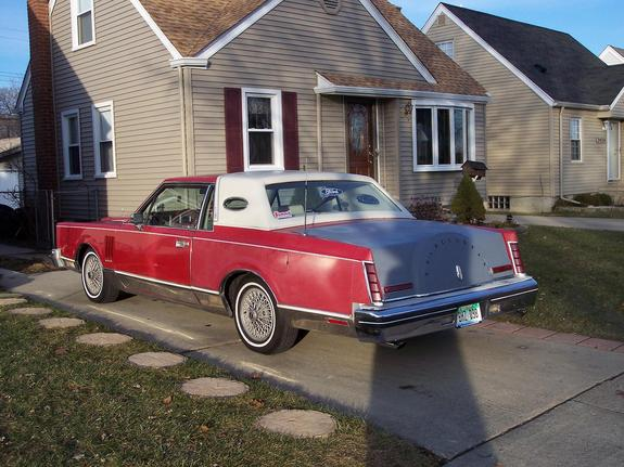PimpHomer 1980 Lincoln Mark VI 10863910
