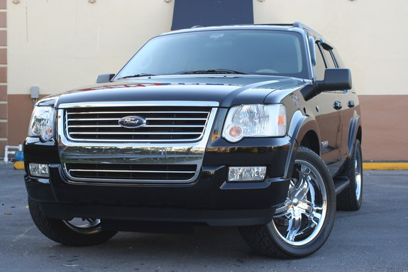 Another geo9901 2007 Ford Explorer post... - 10880296