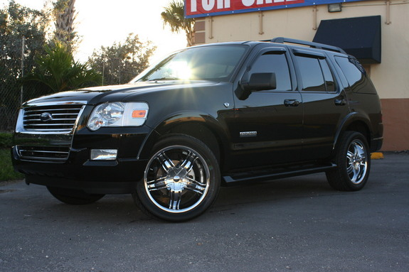 Another geo9901 2007 Ford Explorer post... - 10880297