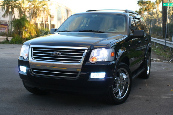 Another geo9901 2007 Ford Explorer post... - 10880302