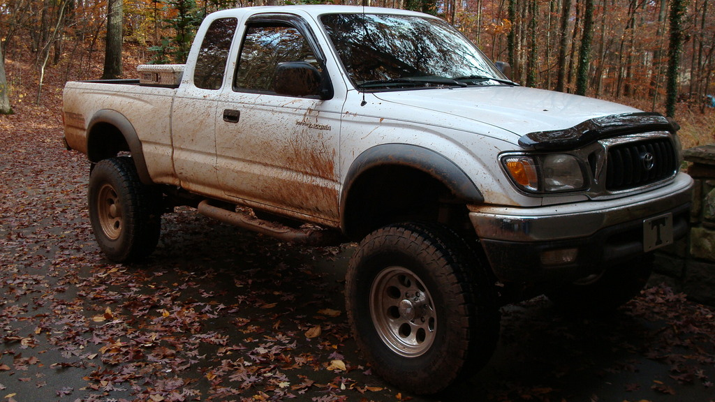 Another sportsg22 2001 Toyota Tacoma Xtra Cab post... - 11542983