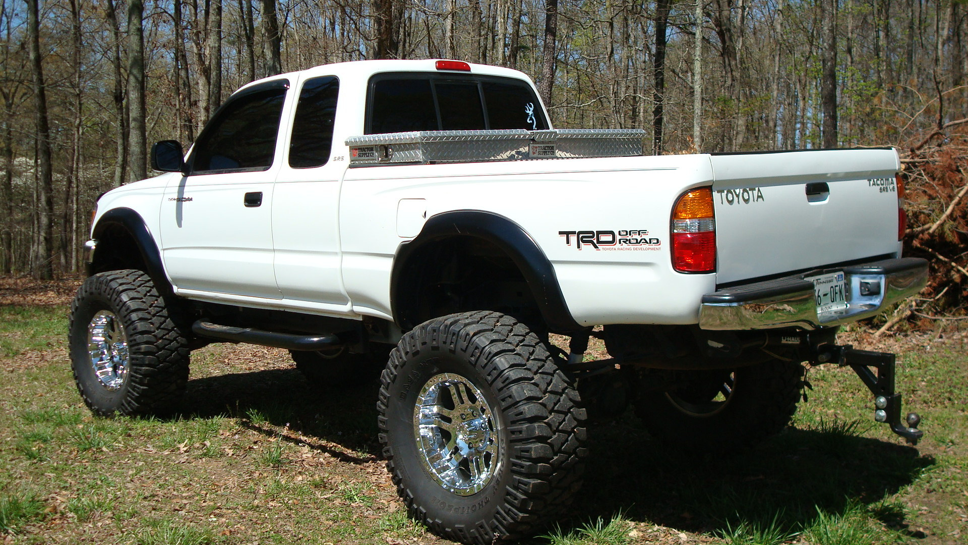 Another sportsg22 2001 Toyota Tacoma Xtra Cab post... - 11542988