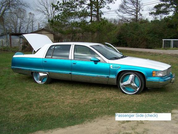 kingpinzceo 1993 cadillac fleetwood specs photos modification info. Cars Review. Best American Auto & Cars Review