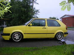 j-loops 1991 Volkswagen Golf