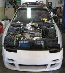 clrkh23a1s 1991 Nissan 240SX