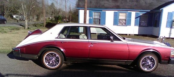 Kingpinzceo 1985 Cadillac Seville Specs Photos Modification Info