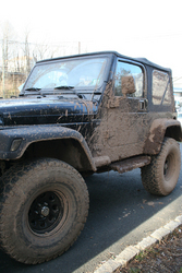 outwornangels 1999 Jeep TJ