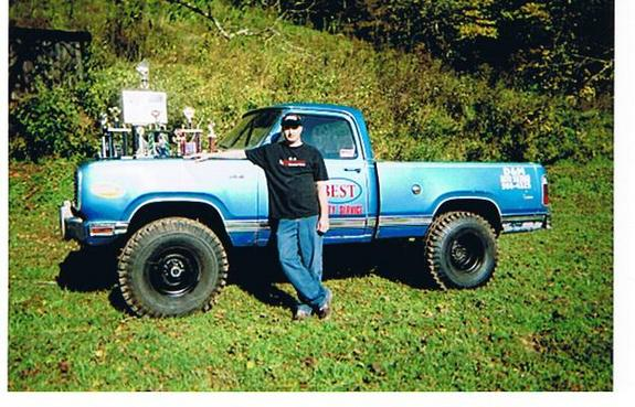 kentuckymudder's 1975 Dodge Power Wagon