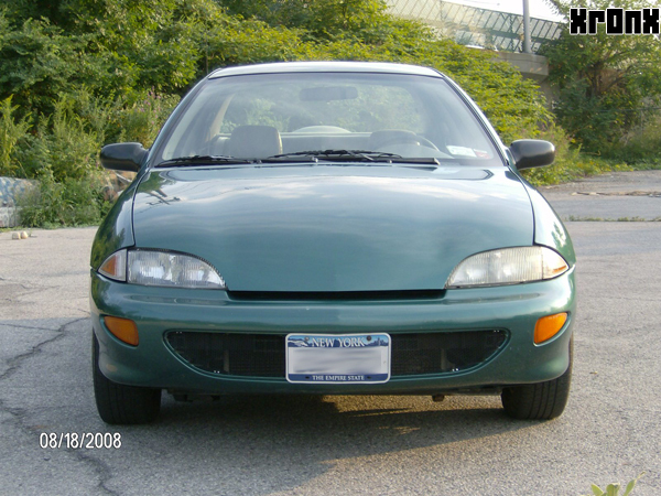 1997 chevrolet cavalier ls convertible 2d photo