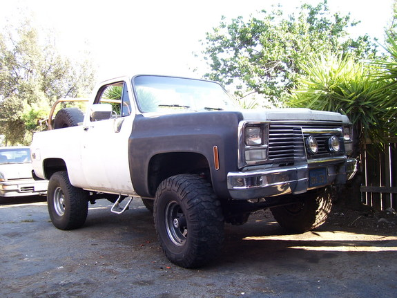 Subaru Of Claremont >> rooteezblazer 1980 Chevrolet Blazer Specs, Photos ...