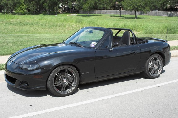 mx 5dave 2005 mazda miata mx 5 specs photos modification info at cardomain. Black Bedroom Furniture Sets. Home Design Ideas