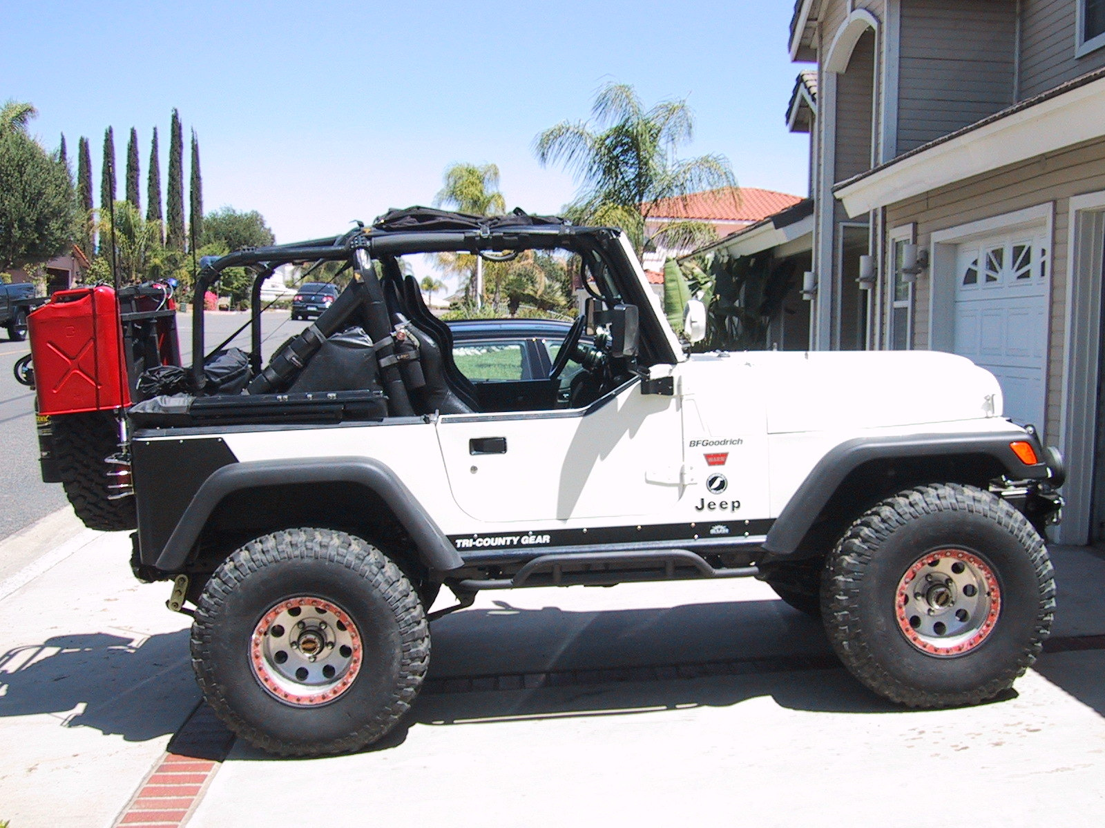 PhilipsK-CJ7's 1984 Jeep CJ7