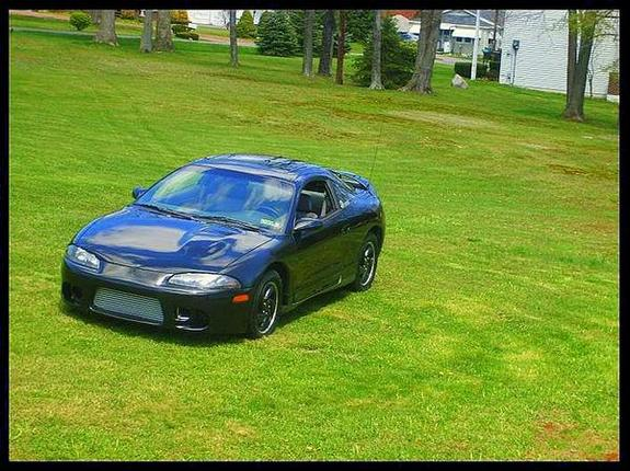 Another sweetclipse 1999 Mitsubishi Eclipse post... - 10870524