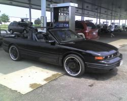 DZNTZ4U 1994 Oldsmobile Cutlass Supreme