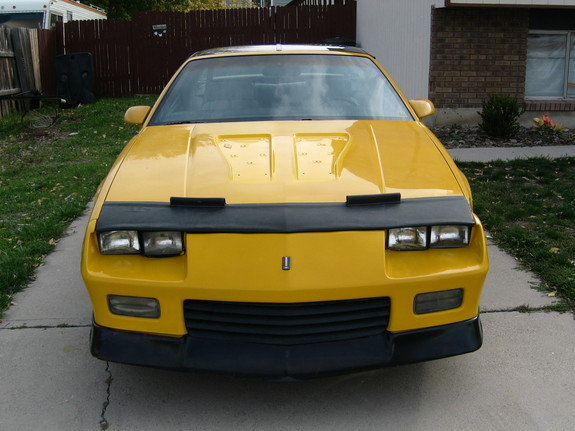 V8 Musclehead 1991 Chevrolet Camaro Specs Photos