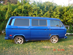 PME_Incs 1987 Volkswagen Vanagon