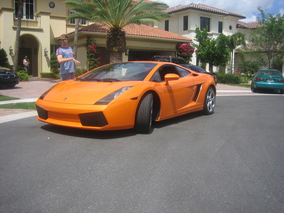 crispins 39 s 2004 lamborghini gallardo in boca raton fl. Black Bedroom Furniture Sets. Home Design Ideas