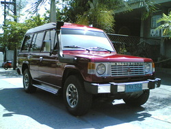 villenajuns 1993 Mitsubishi Pajero