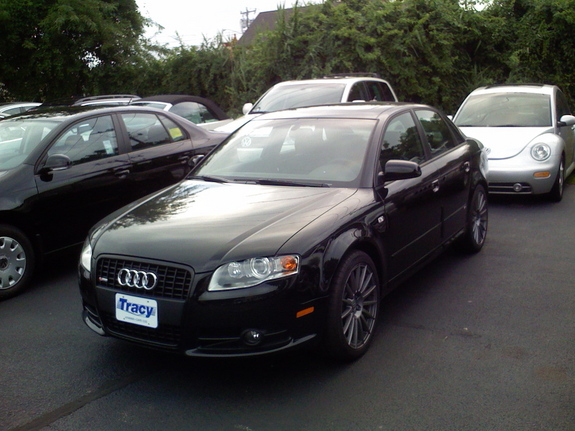 audi6spd 2007 audi a4 specs photos modification info at cardomain. Black Bedroom Furniture Sets. Home Design Ideas