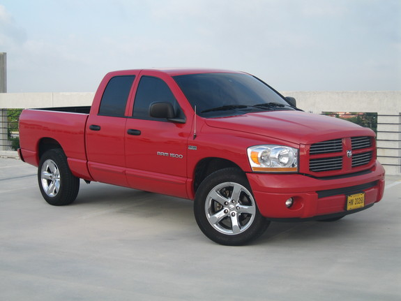 srt1500 2006 dodge ram 1500 regular cab specs photos modification info at cardomain. Black Bedroom Furniture Sets. Home Design Ideas