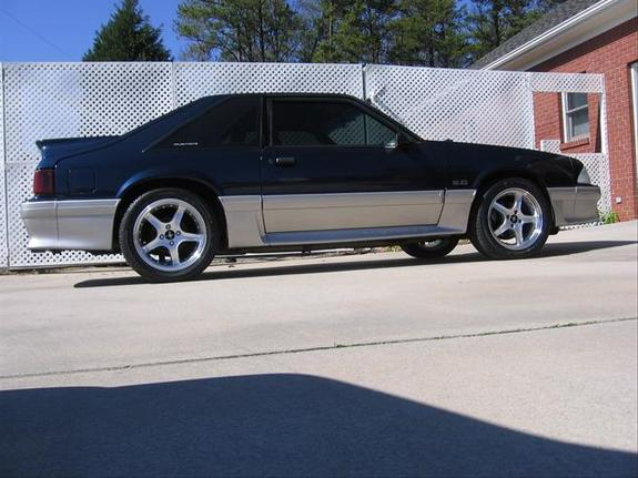 Another Blue-Fox 1991 Ford Mustang post... - 10878706