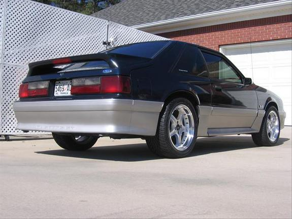 Another Blue-Fox 1991 Ford Mustang post... - 10878707