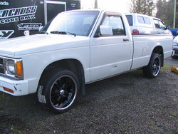 LittleSonomas 1991 GMC Sonoma Club Cab