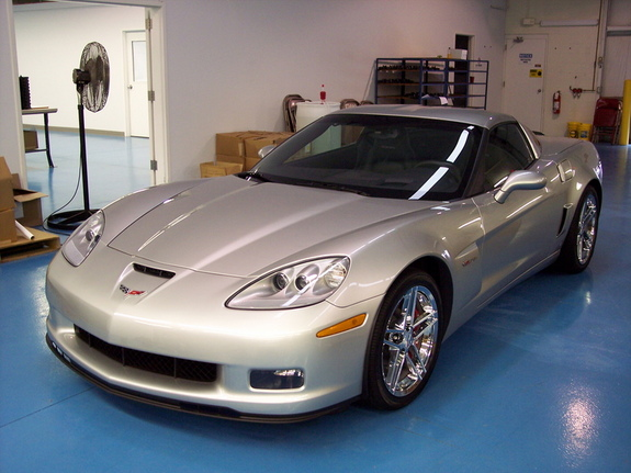 JasonLester 2007 Chevrolet Corvette 10876787