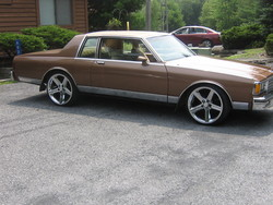 mrmics 1985 Chevrolet Caprice