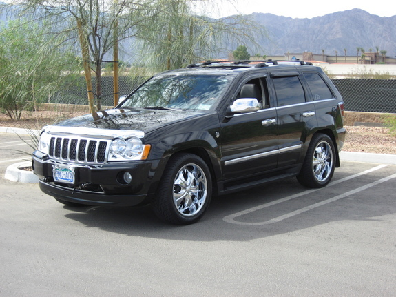 pmc77 2007 jeep grand cherokee specs photos modification info at cardomain. Black Bedroom Furniture Sets. Home Design Ideas