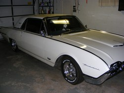 dfirecops 1962 Ford Thunderbird