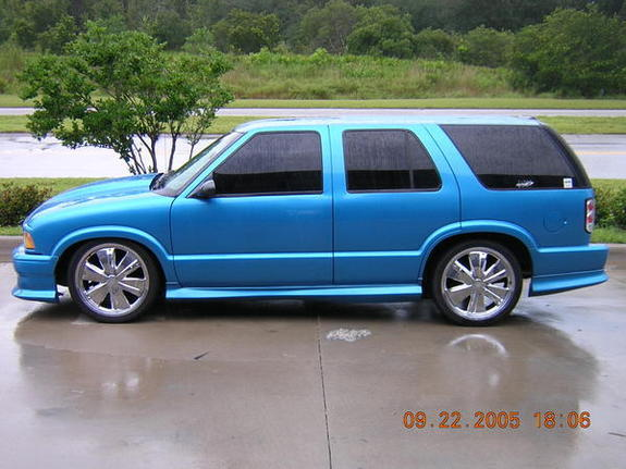 Another 98pewterjimmy 1998 GMC Jimmy post... - 10877410