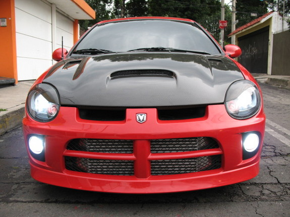 Gou Srt4 2005 Dodge Neon Specs Photos Modification Info