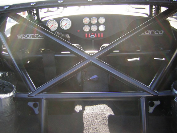 Roll Cage Example - 240z (Page 1) — Lemons Newcomers — The ...