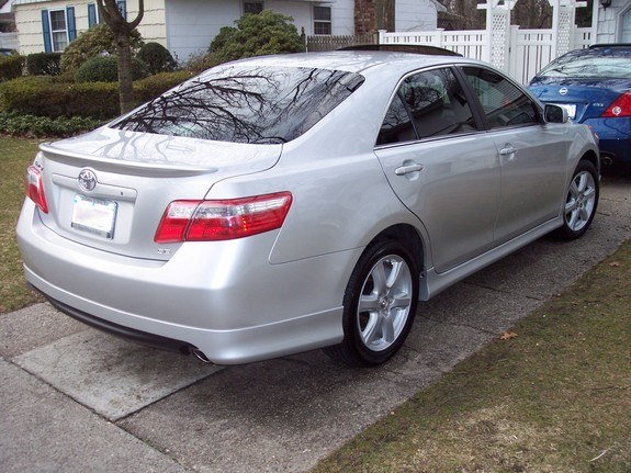 drewstoycam 39 s 2008 toyota camry se sedan 4d in camry ville ny. Black Bedroom Furniture Sets. Home Design Ideas