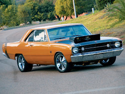hotrodder1s 1968 Dodge Dart