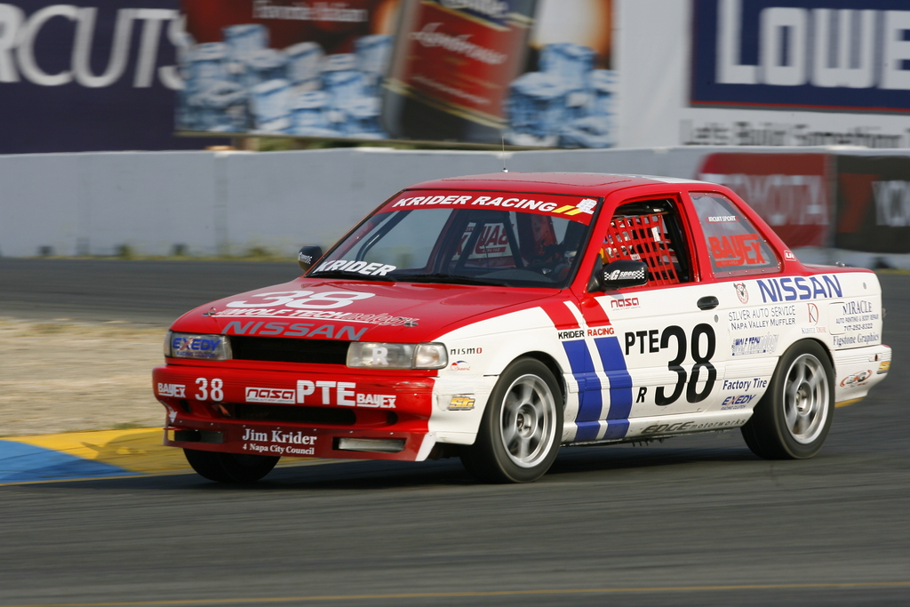 KriderRacing38's 1991 Nissan Sentra