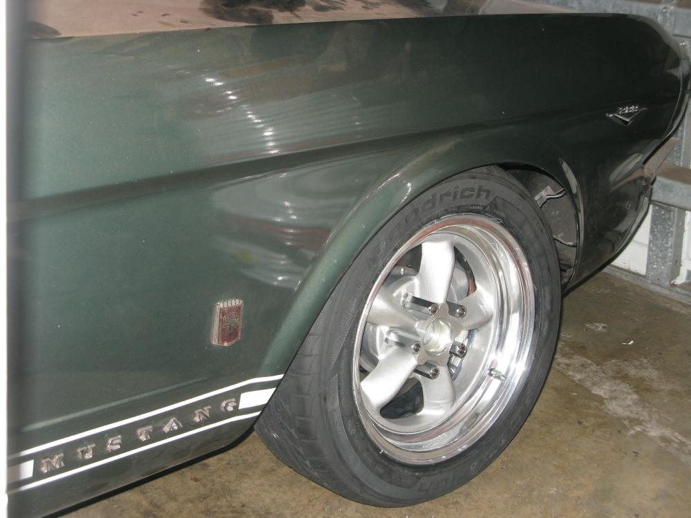 hivewax 1966 Ford Mustang 10880438